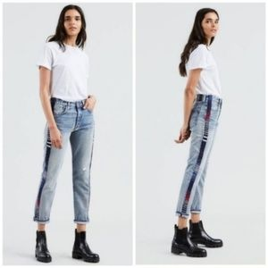 Levi's Made & Crafted 501 Skinny Jean - 24 x 28